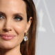 Actress Angelina Jolie poses in the press room at the 86th annual Academy Awards at Dolby Theatre on March 2, 2014 in Hollywood, California.  (Photo by Jason LaVeris/WireImage)